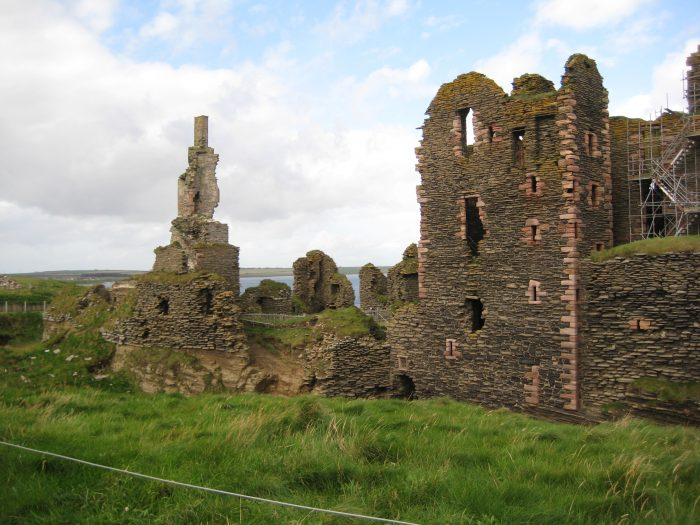 Castle Girnigoe