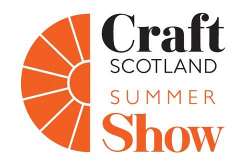 Craft Scotland summer show logo