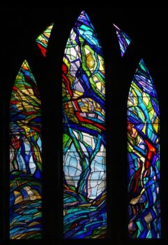 Tree of Jesse window, Glasgow Cathedral