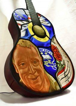 Memorial Guitar