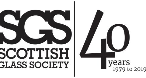 SGS at 40 logo